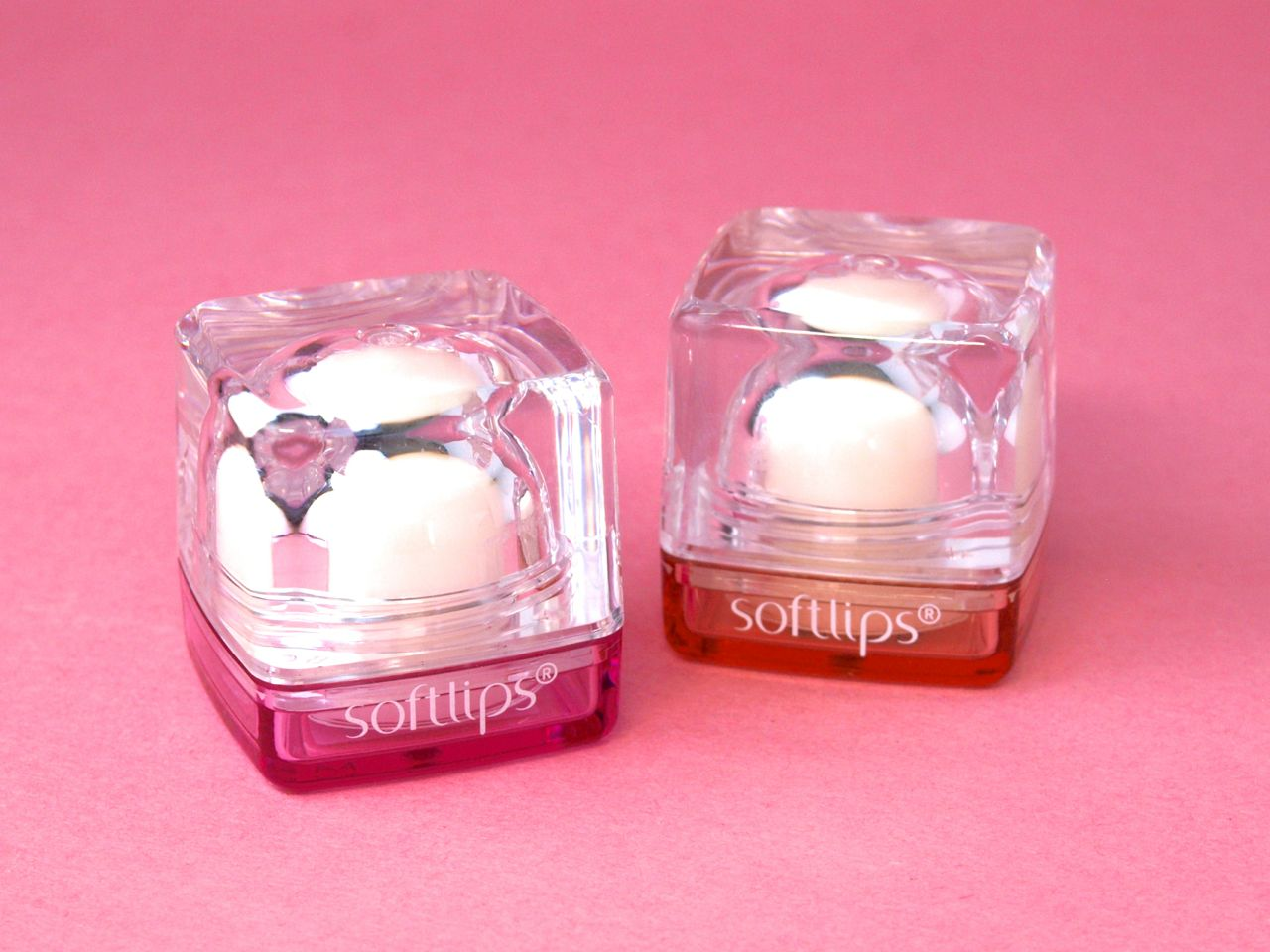 Softlips Cube in Berry Bliss & Vanilla Bean: Review