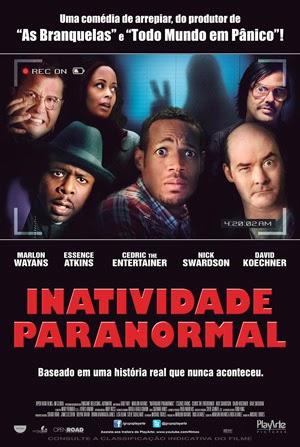 Inatividade Paranormal Torrent Dublado (2013)