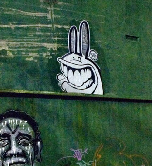 Unwell bunny 2003