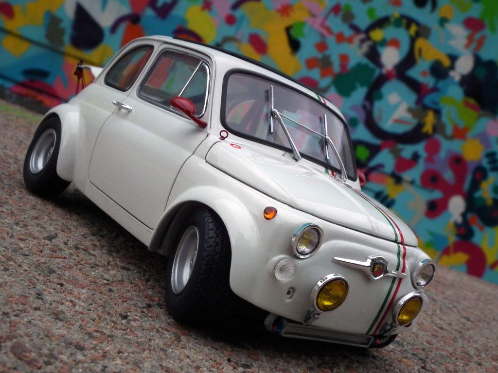 Detoyz Shop Fiat Abarth 695