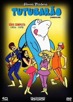 Desenho Poster  Tutubarão - Completo TVRip XviD Dublado