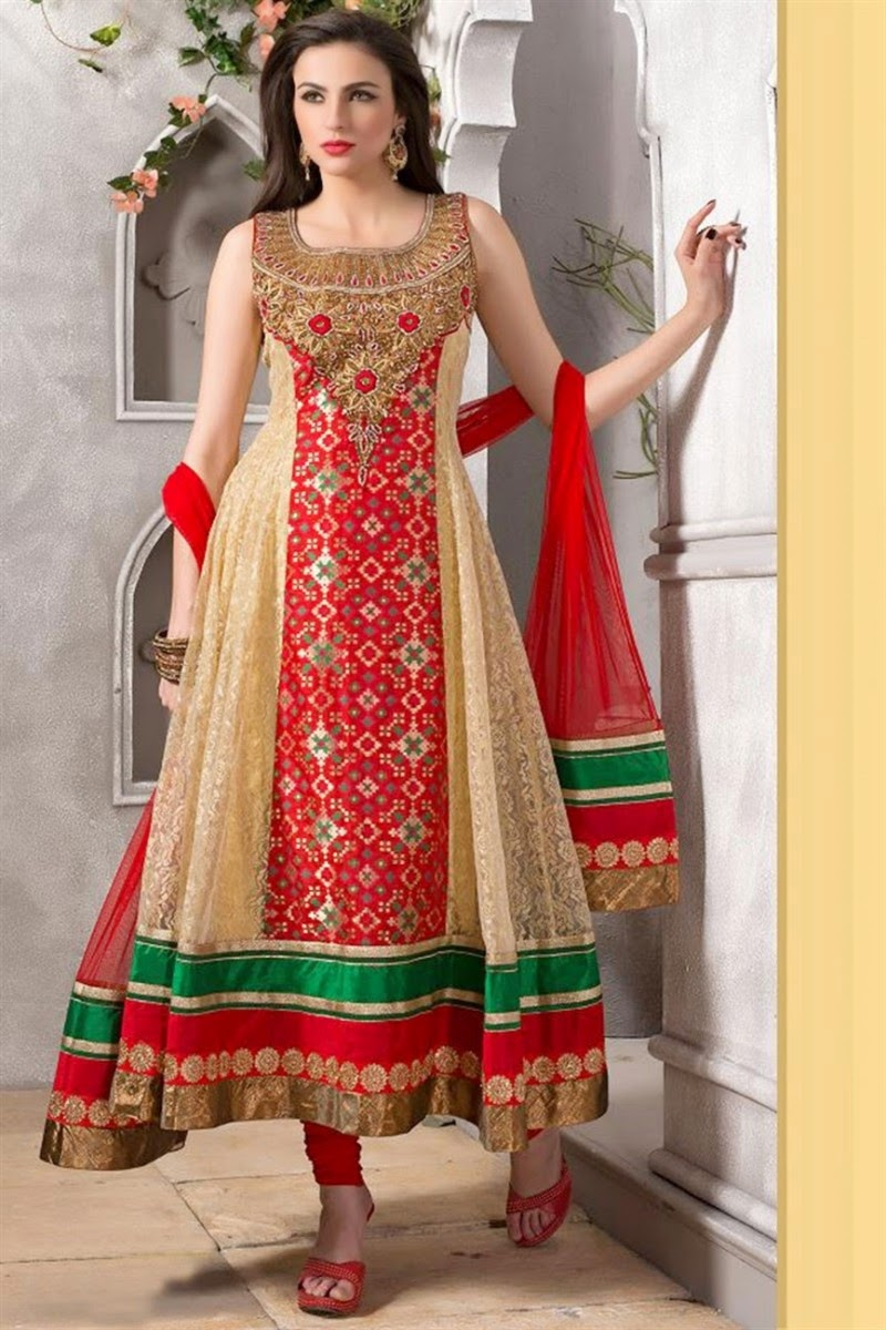Fashion Dress Designer Wedding-Bridal Wear Lehanga-Sharara and ...
