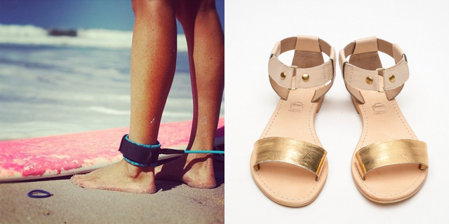 Surf Sandal DIY
