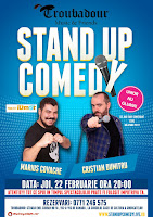 Stand-up Comedy Sibiu Joi 22 Februarie