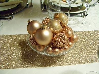 Kerst Tafel Decoratie : Creaymme: kerst tafeldecoratie 2013