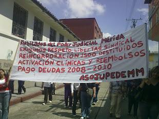 MARCHA POR LA DESCENTRALIZACIÓN, CESTA TICKET Y PAGO DE DEUDAS