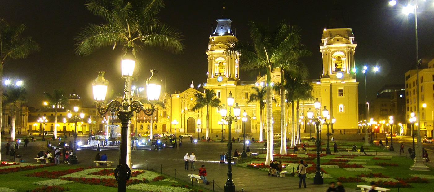 Gringo Tour Peru Cusco To Lima