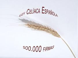 """Plataforma: """"Por una Ley Celíaca Española"""""""
