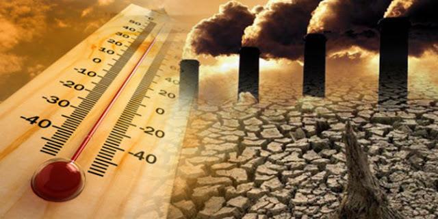 Studi : Perubahan Iklim Tingkatkan Frekuensi Bencana