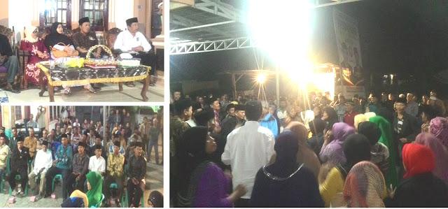 Ferry-Buzarman Mantapkan Basis, Lantik Tim Kecamatan Koto Baru