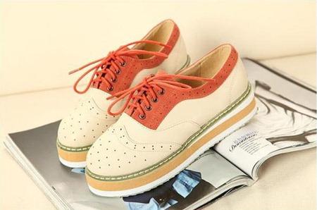 giày bata đế cao, giày bata, giày bata nữ