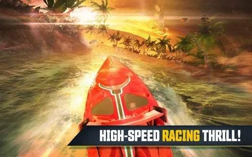 Driver Speedboat Paradise apk obb mod