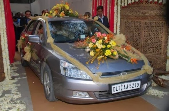 Wedding Car Decoration Ideas In Pakistan 2014 | Pakistani ...