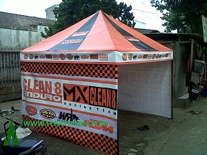 tenda promosi, tenda event, tenda untuk jualan, harga tenda promosi, jual tenda promosi