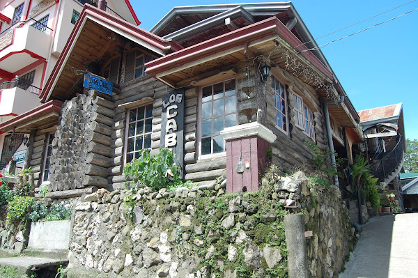 french restaurant in Sagada