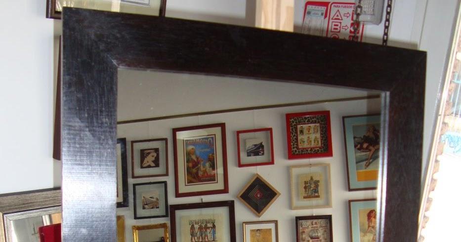 Espejos a medida marcos modernos chatos lustrados - Espejos a medida ...