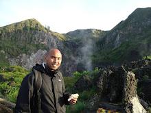 Caldera Batur Sunrise