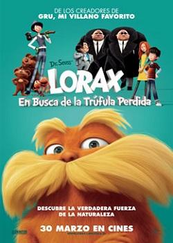 O Lorax: Em Busca da Trúfula Perdida TS Dublado