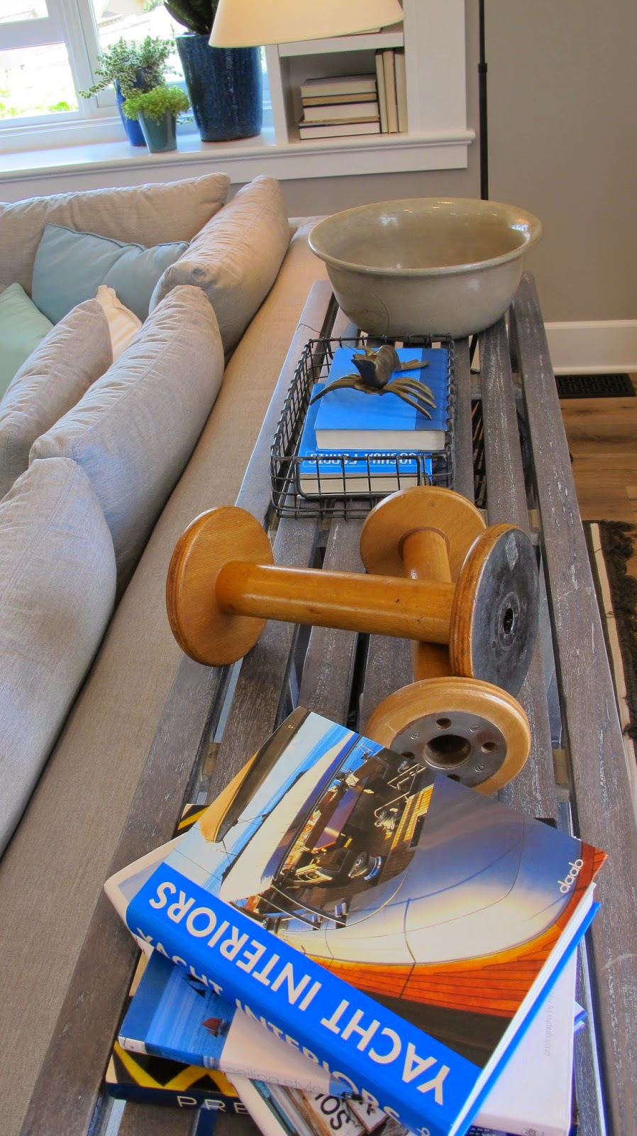 Nautical by Nature | Coastal Living Showhouse: Family/Game Room