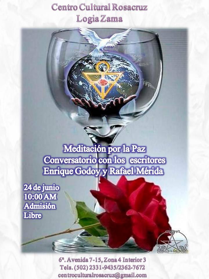 Fama fraternitatis meditacion por la paz 2012 for Meditacion paz interior
