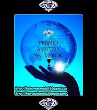 PREMIO AMICIZIA NEL MONDO