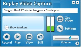 Applian Replay Video Capture record webinar