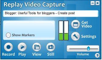 Applian Replay Video Capture record webinar