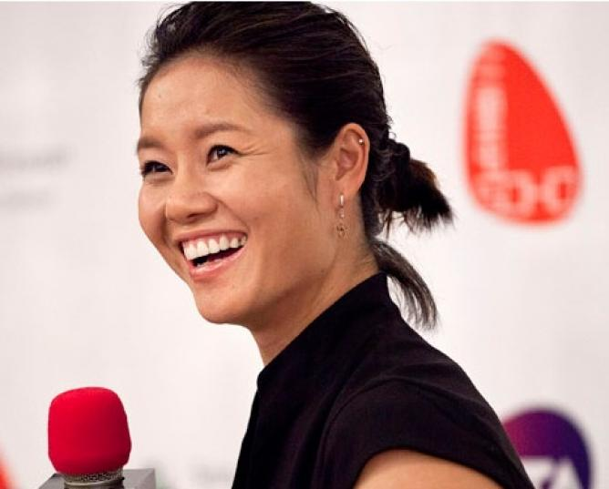 famous Li Na Quotes Chinese professional tennis player 2013- Time's 100 most influencing people's Li Na Quotes Collection