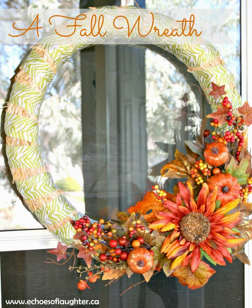 Fall Wreath 2013