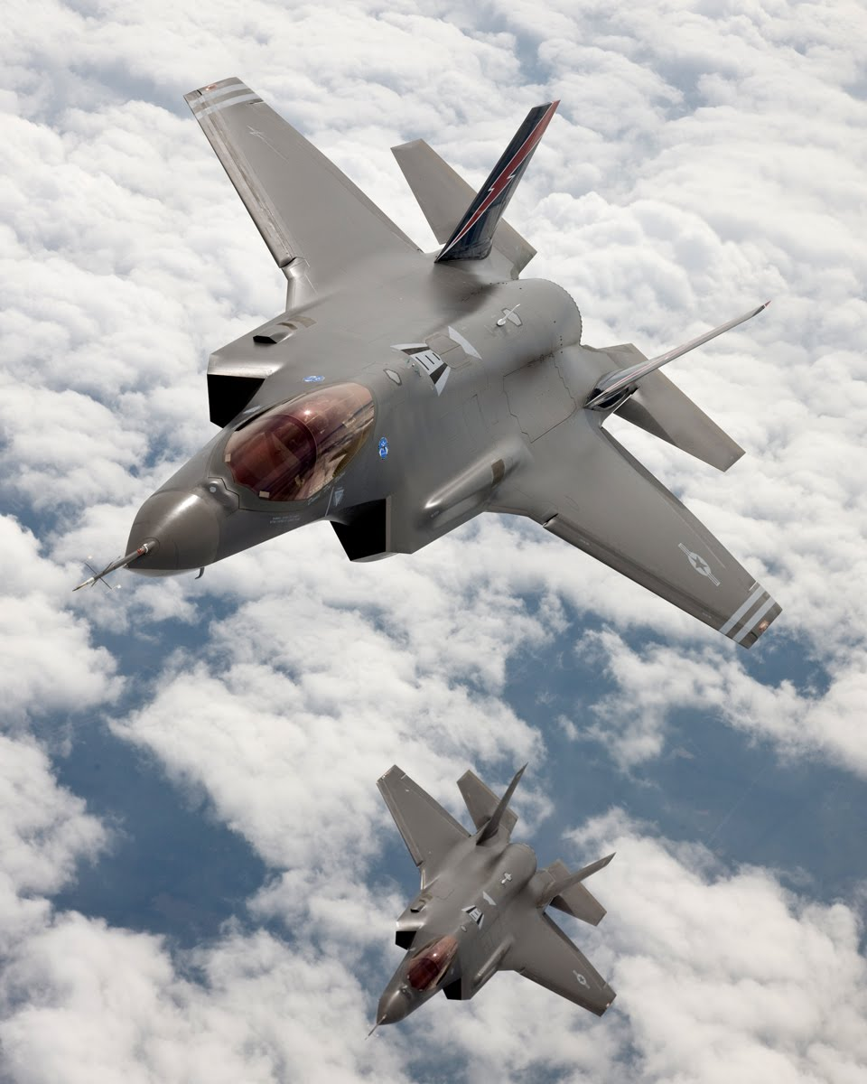 the man cave: F-35 Joint Strike Fighter (JSF) Lightning II