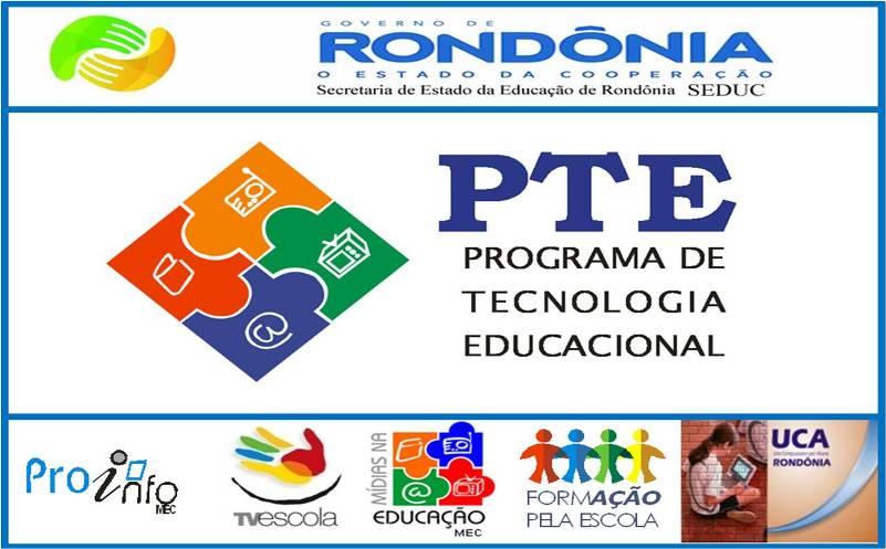 PROGRAMA DE TECNOLOGIA EDUCACIONAL