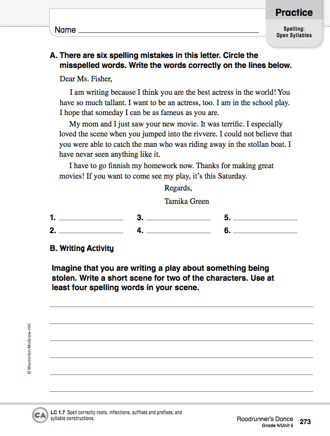 Homework 2012-2013: March 6th - Articles Worksheet