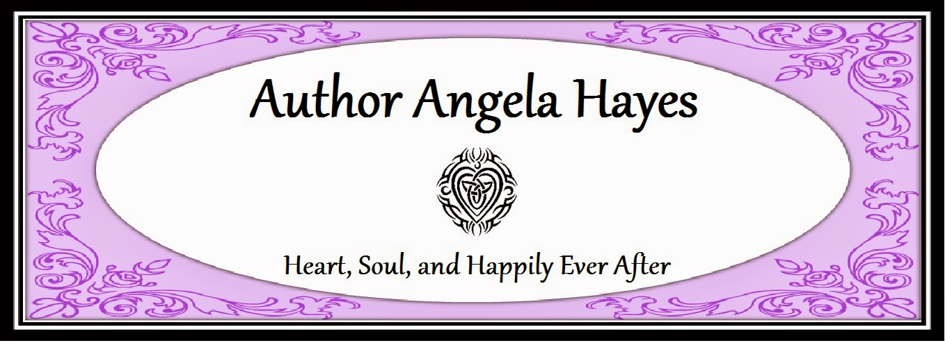 Author Angela Hayes