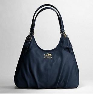 57e947a4caaa ... Coach Madison Leather Maggie Shoulder Bag Malaysia 56 ...