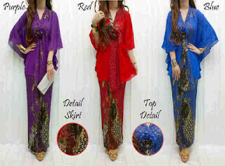 Stelan Batik Prisket fit to XL