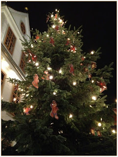 Soulution Coaching Silke Mekat Unternehmensberatung für familienbewusste Personalpolitik Vereinbarkeit von Beruf und Familie Weihnachtsbaum