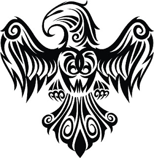 faith meaning tattoo tribal eagle aztec seen tattoos these printable usually are arms on tattoos