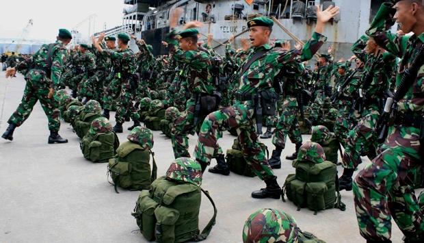 SMS Gateway TNI terima 1.399 pengaduan