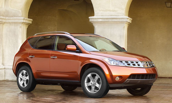 2012 Nissan Murano Car Review