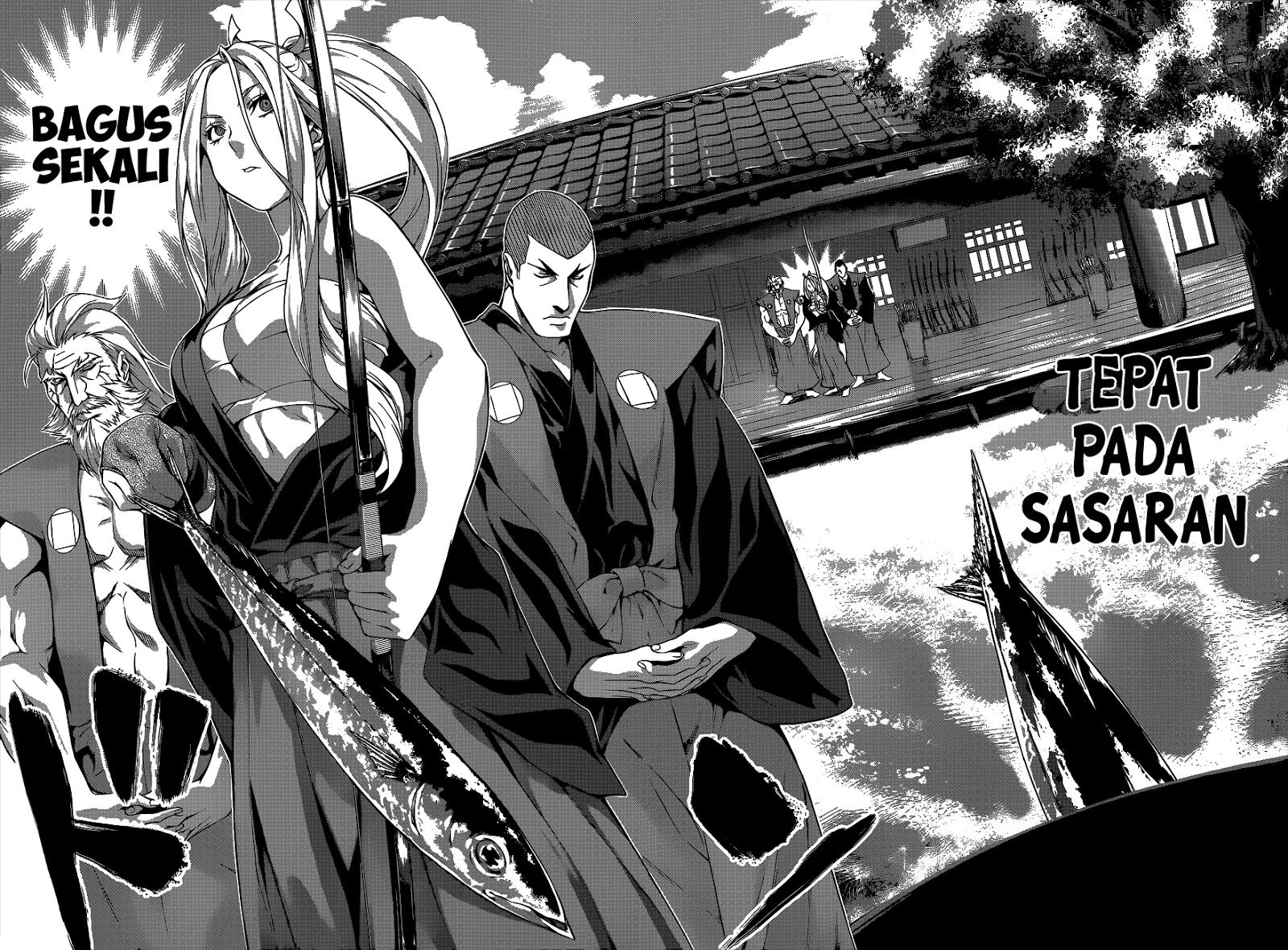 Shokugeki no Souma Chapter 100-14