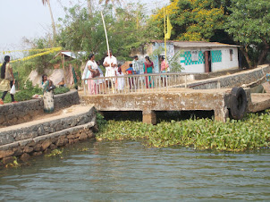 Village Passenger boat station