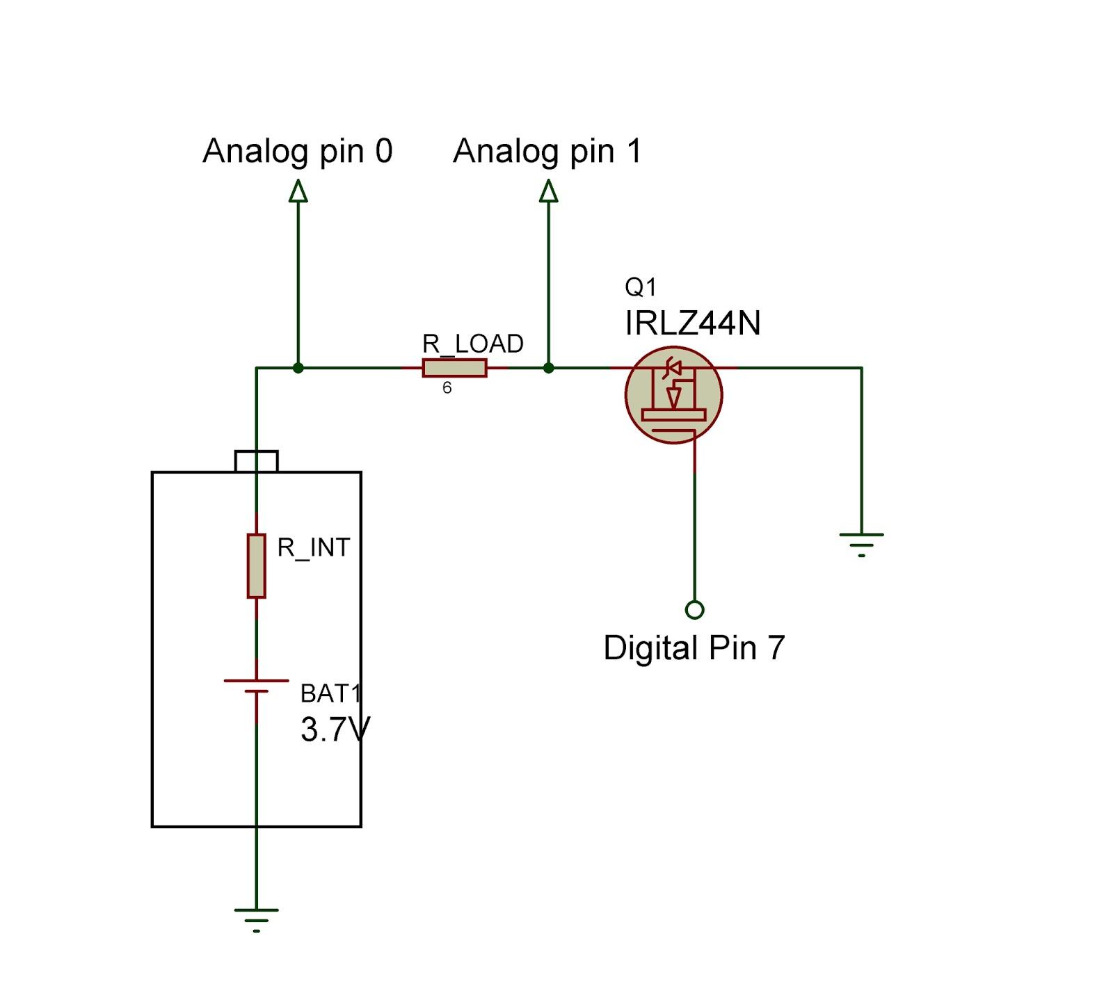 Схема измерителя емкости акб фото 362