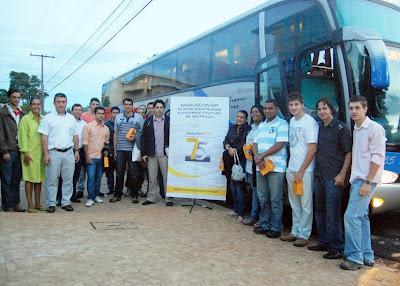 Regional Ribeirão Preto do SindusCon-SP leva associados à Feicon 2011