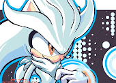 Silver The Hedgedog