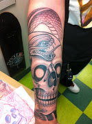 3D Snakes Tattoo on Calves. at 1:05 AM (snakes tattoo on calves tattoosphotogallery)