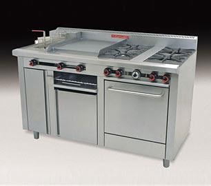 Cocinas coriat san son for Cocinas de acero inoxidable para restaurantes
