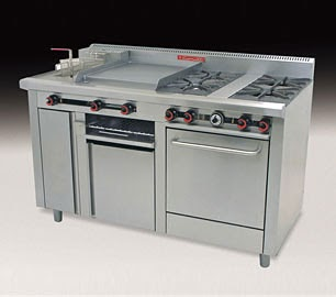 Cocinas coriat san son for Cocinas industriales en acero inoxidable