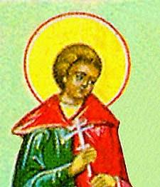 Sfantul Mucenic Eupsihie din Cezareea