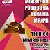 Apostila Concurso MPPB 2015 - Técnico Ministerial - Diligência e Apoio Administrativo