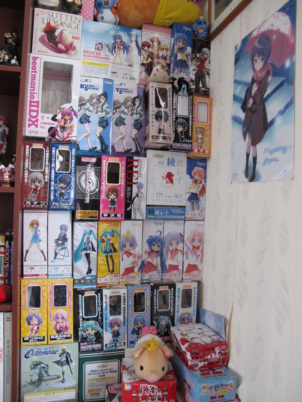 cuartos anime